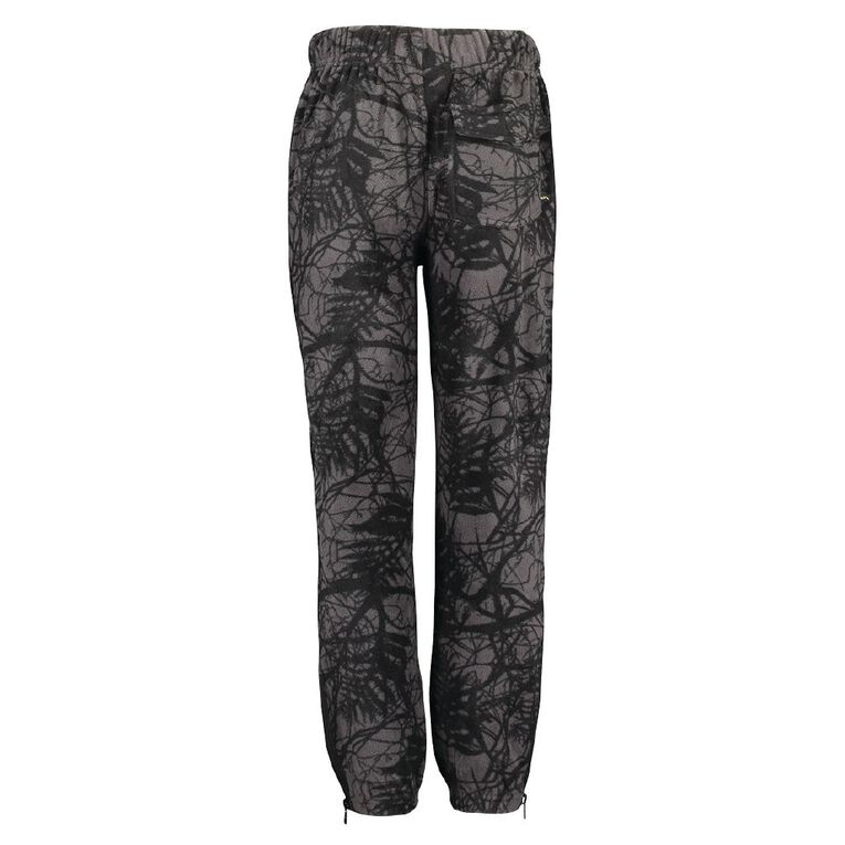 Back Country Microfleece Pants, Black, hi-res