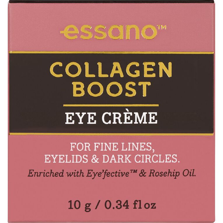 Essano Collagen Eye Creme Pot 10g, , hi-res