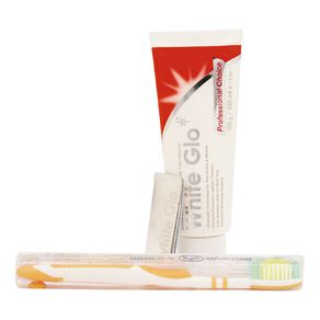 White Glo Whitening Professional Toothpaste 150g