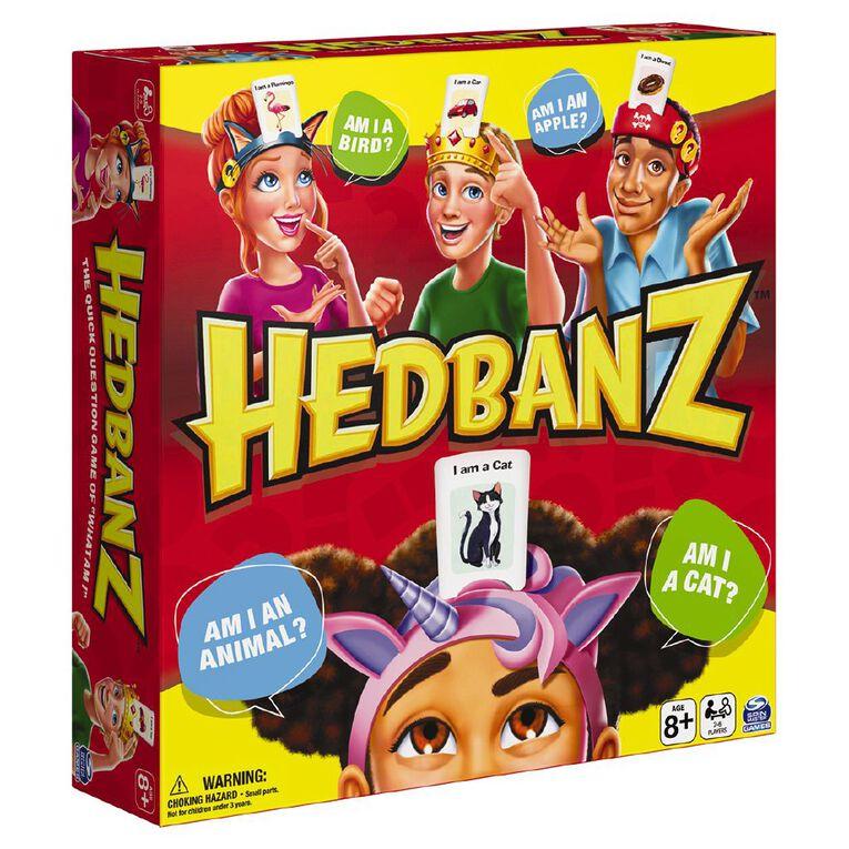 Hedbanz Game, , hi-res