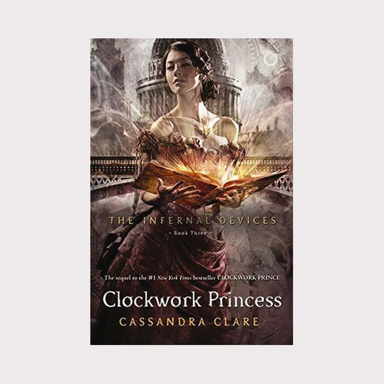 The Infernal Devices #3 Clockwork Princess by Cassandra Clare, , hi-res