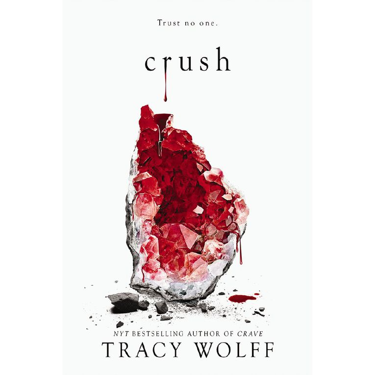 Crave #2 Crush by Tracy Wolff, , hi-res