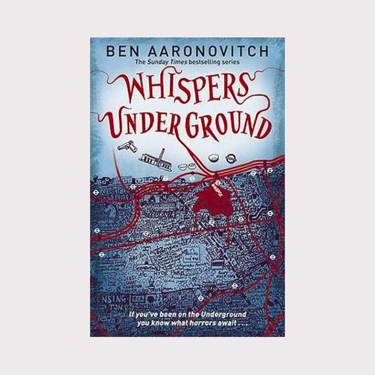Rivers of London #3 Whispers Underground by Ben Aaronovitch, , hi-res