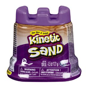 Kinetic Sand Single Container 141g Assorted