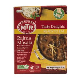MTR Rajma Masala Red Kidney Beans Ready to Eat Meal 300g