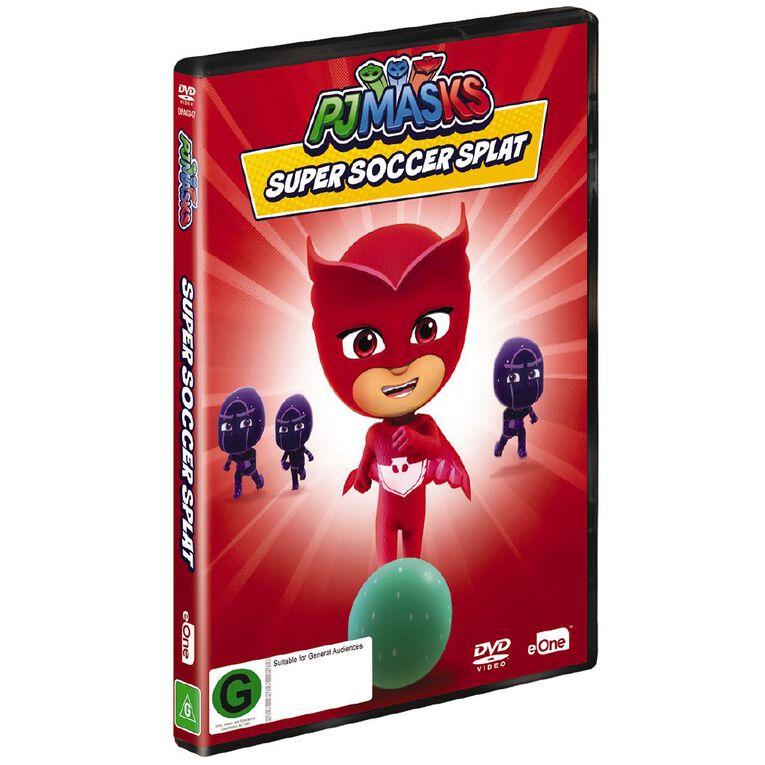 Pj Masks Super Soccer Splat DVD 1Disc, , hi-res