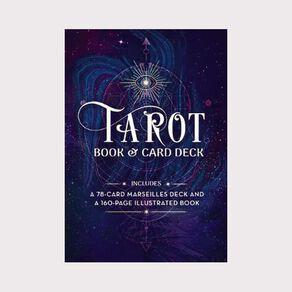 Tarot Book & Card Deck by Alice Ekrek