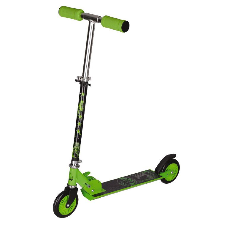 Milazo Champion Scooter Green Green, , hi-res