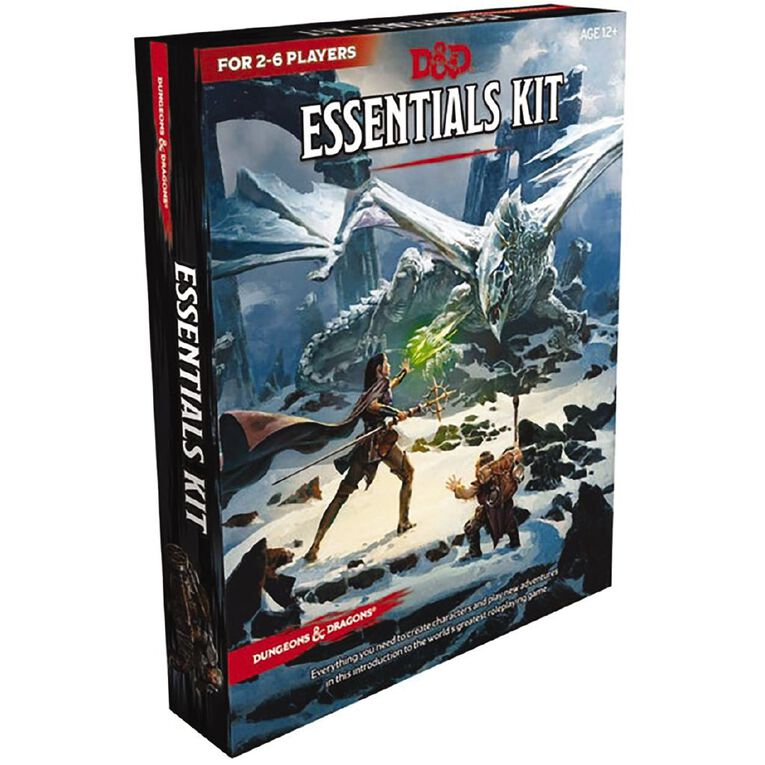 Dungeons and Dragons Essentials Kit, , hi-res