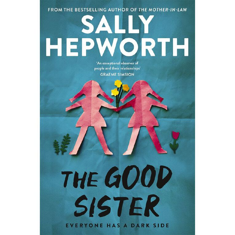 The Good Sister by Sally Hepworth, , hi-res image number null