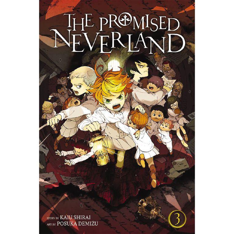 The Promised Neverland Vol #3 by Kaiu Shirai & Posuka Demizu, , hi-res