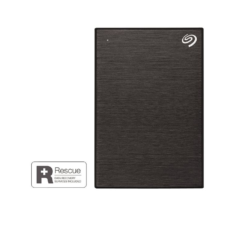 Seagate 4TB One Touch Portable HDD - Black, , hi-res image number null