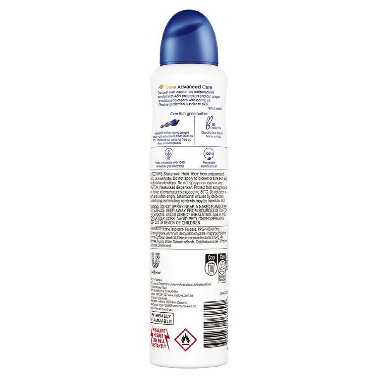 Dove Antiperspirant Original 220ml, , hi-res