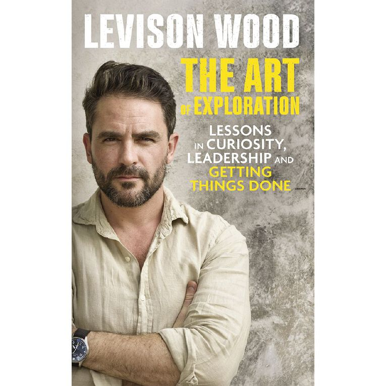 The Art of Exploration by Levison Wood, , hi-res