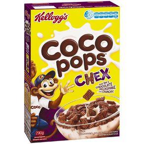 Kelloggs Coco Pops Chex Cereal 290g