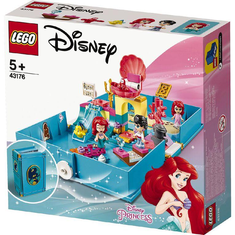 LEGO Disney Ariel's Storybook Adventures 43176, , hi-res