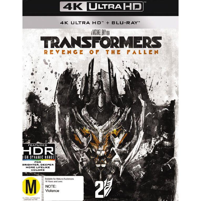 Transformers 2 4K Blu-ray 2Disc, , hi-res