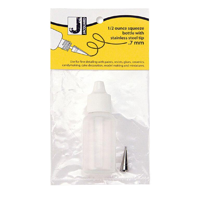 Jacquard Applicator Bottle 1/2oz #7 Tip, , hi-res