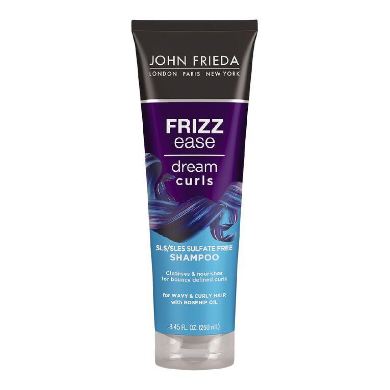 John Freida Frizz Ease Dream Curls Shampoo 250ml, , hi-res