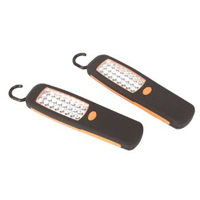 Ever Bright 24 LED Magnetic Work Light 2 Pack