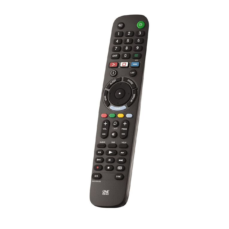 One for All Remote Control NETTV Sony Replacement URC4912, , hi-res