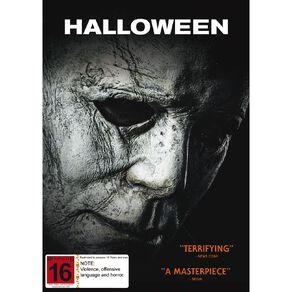 Halloween (2018) DVD 1Disc