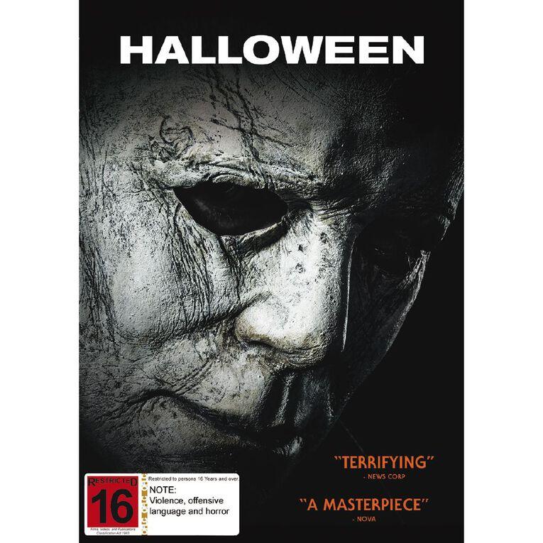 Halloween (2018) DVD 1Disc, , hi-res