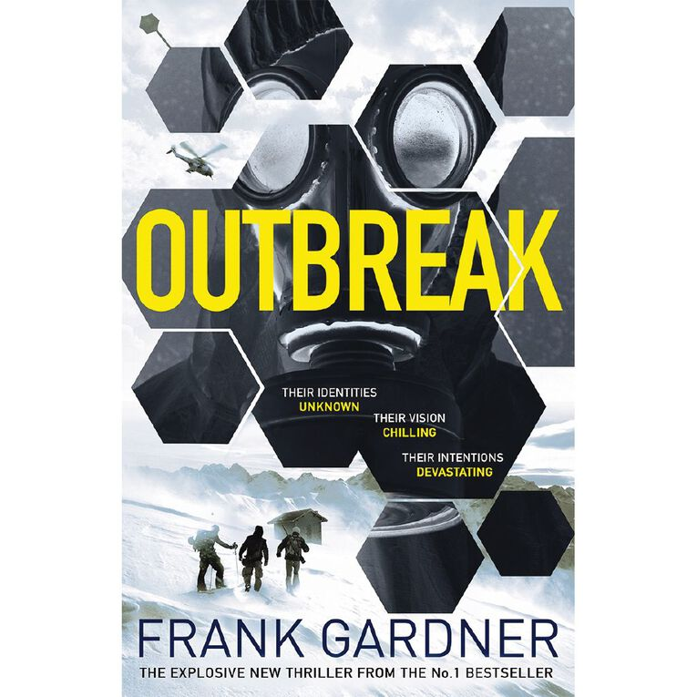 Outbreak by Frank Gardner, , hi-res