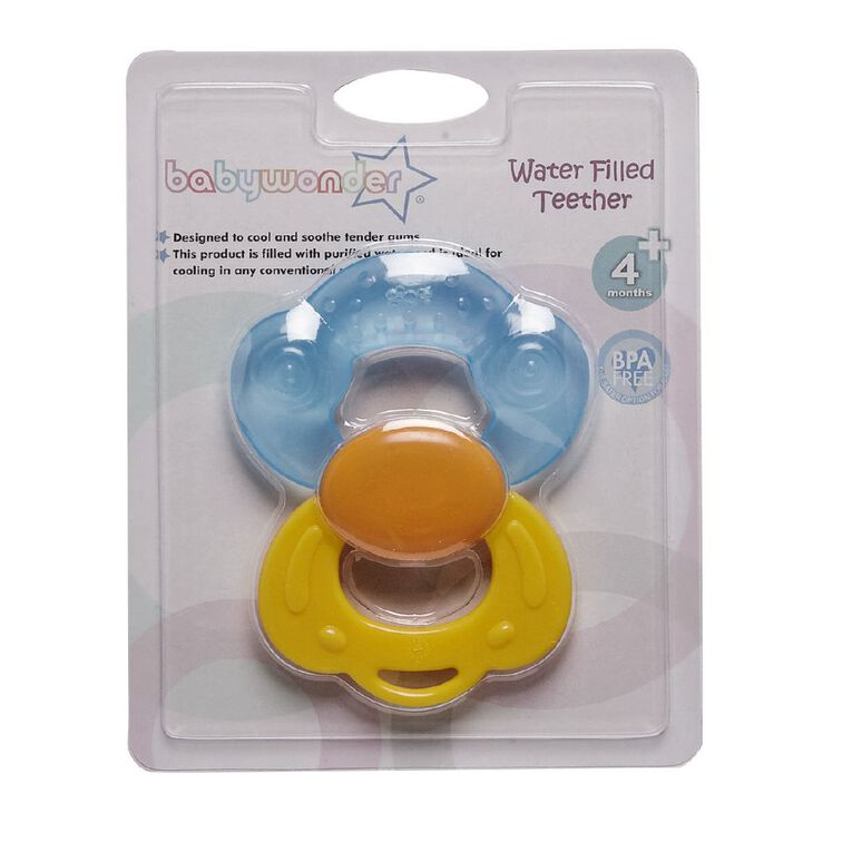 Baby Wonder Hard and Soft Teether Assorted, , hi-res