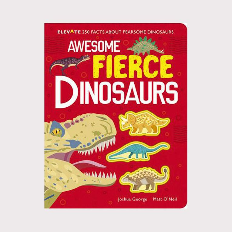 Elevate: Fearsome Dinosaurs, , hi-res