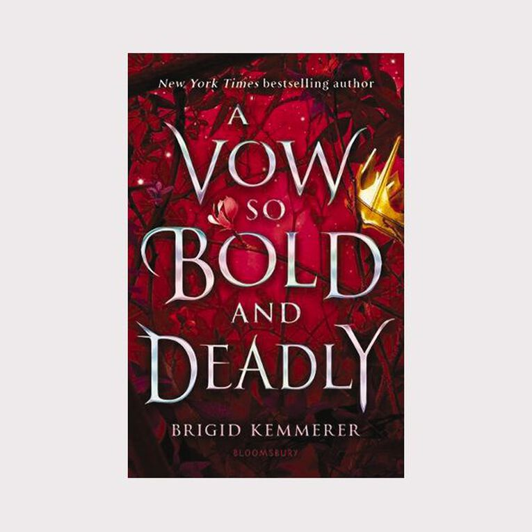 A Vow So Bold and Deadly by Brigid Kemmerer, , hi-res