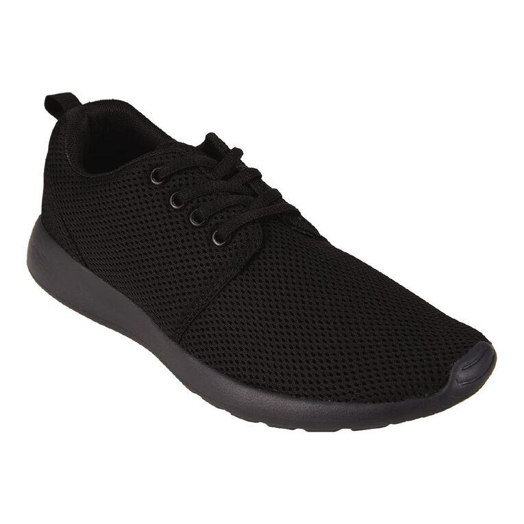 Active Intent Track Shoes, Black S21, hi-res