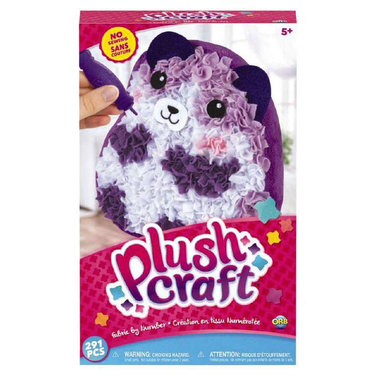 PlushCraft Hamster Pillow, , hi-res