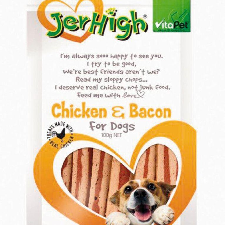 Vitapet Jerhigh Bacon 100g, , hi-res
