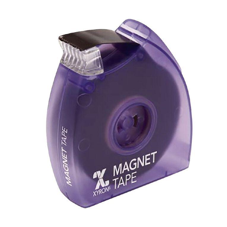 Xyron Magnet Tape Dispenser 19mm x 7.6m Black, , hi-res
