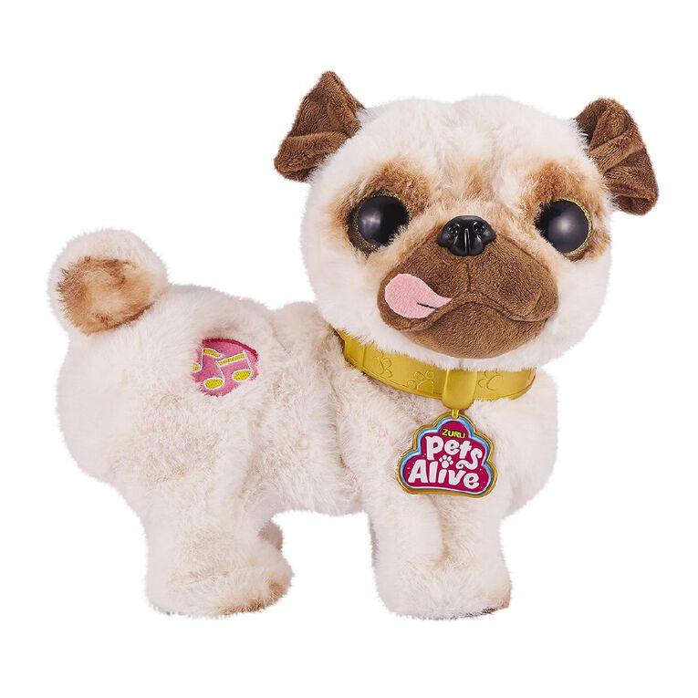 Zuru Pets Alive Booty Shakin' Pug, , hi-res
