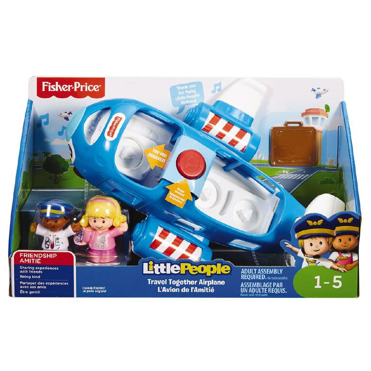 Fisher-Price Little People Large Vehicle Assorted, , hi-res