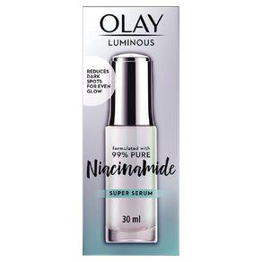 Olay Luminous Super Serum Niacinamide 99% Pure 30ml