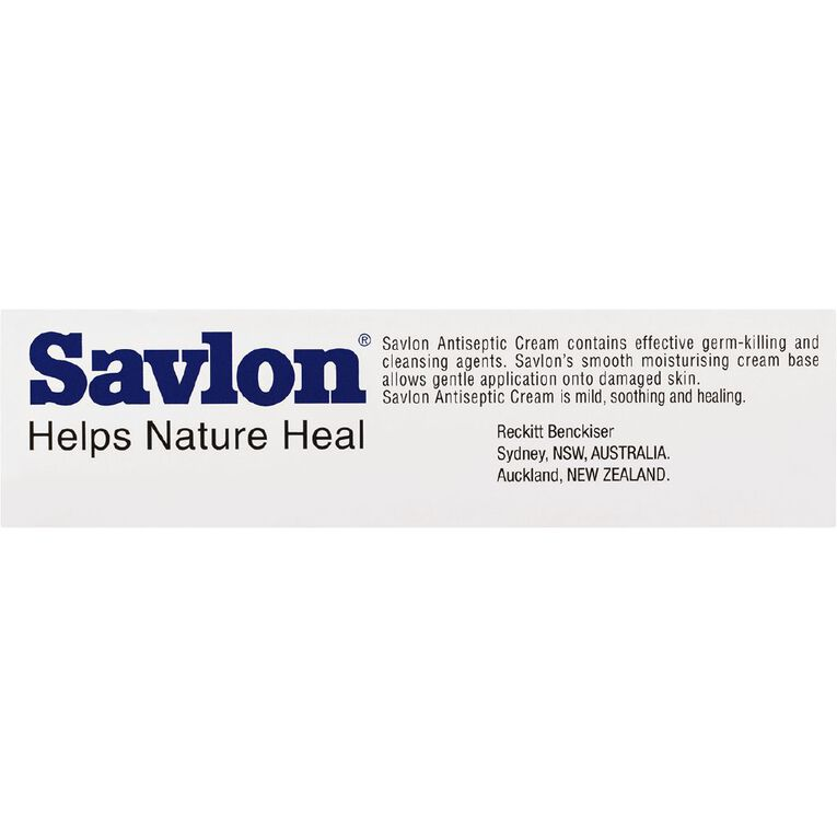 Savlon Cream 30g, , hi-res