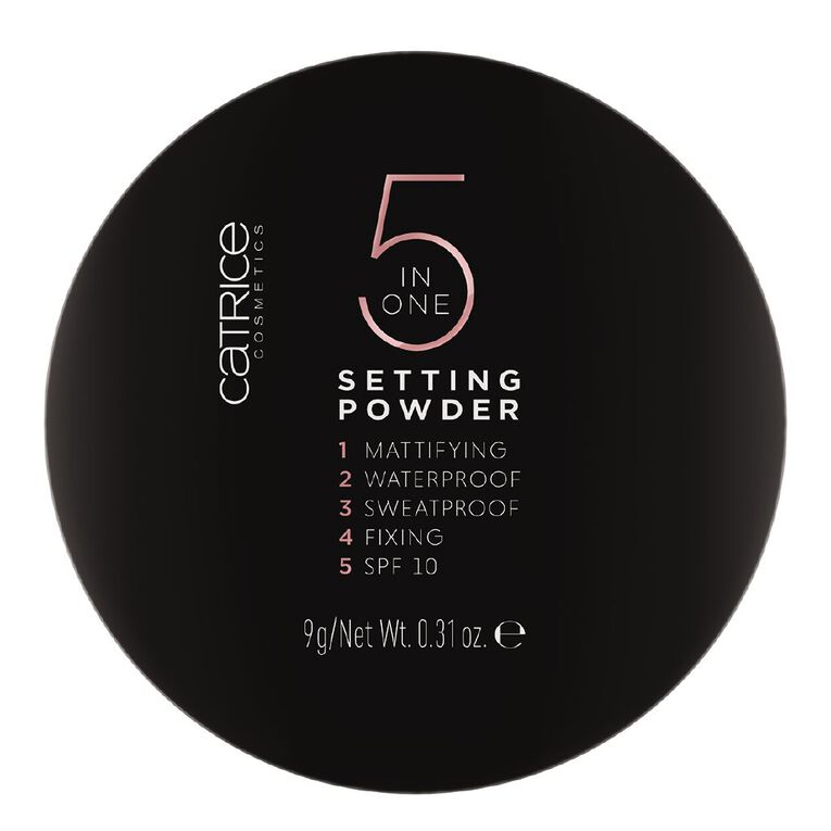 Catrice 5 in 1 Setting Powder 010, , hi-res