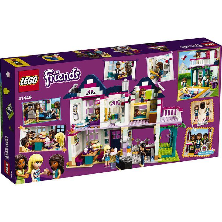 LEGO Friends Andrea's Family House 41449, , hi-res