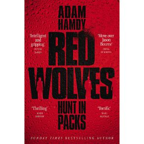 Red Wolves by Adam Hamdy N/A