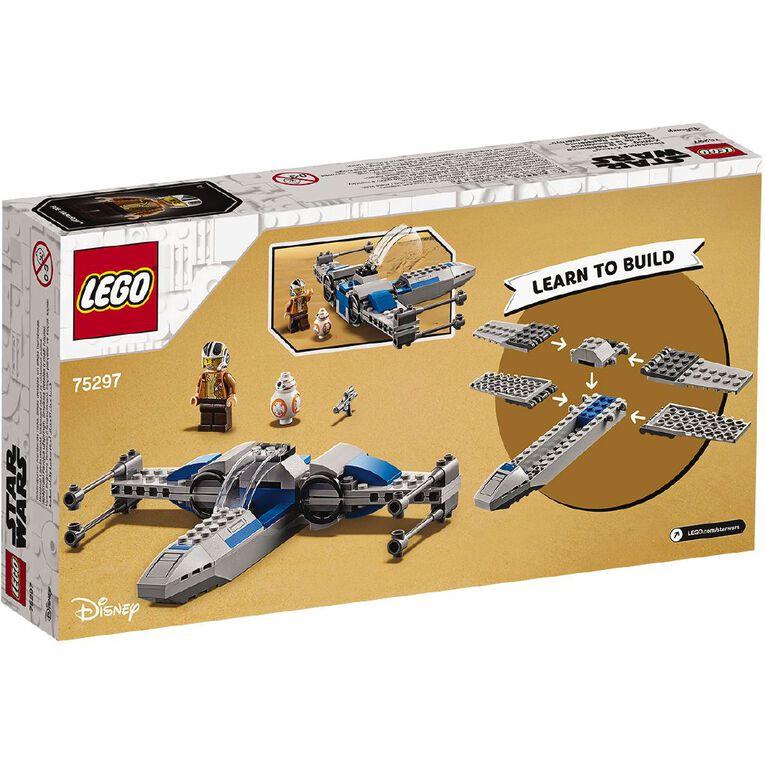 LEGO Star Wars Resistance X-Wing 75297, , hi-res