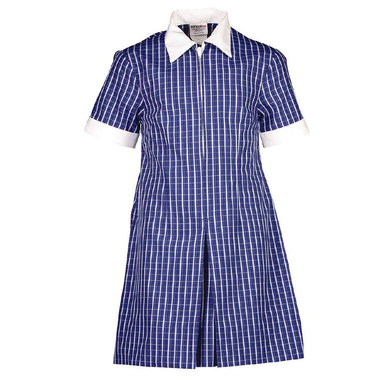 Schooltex Zip School Dress, Schooltex Tartan TRT022, hi-res
