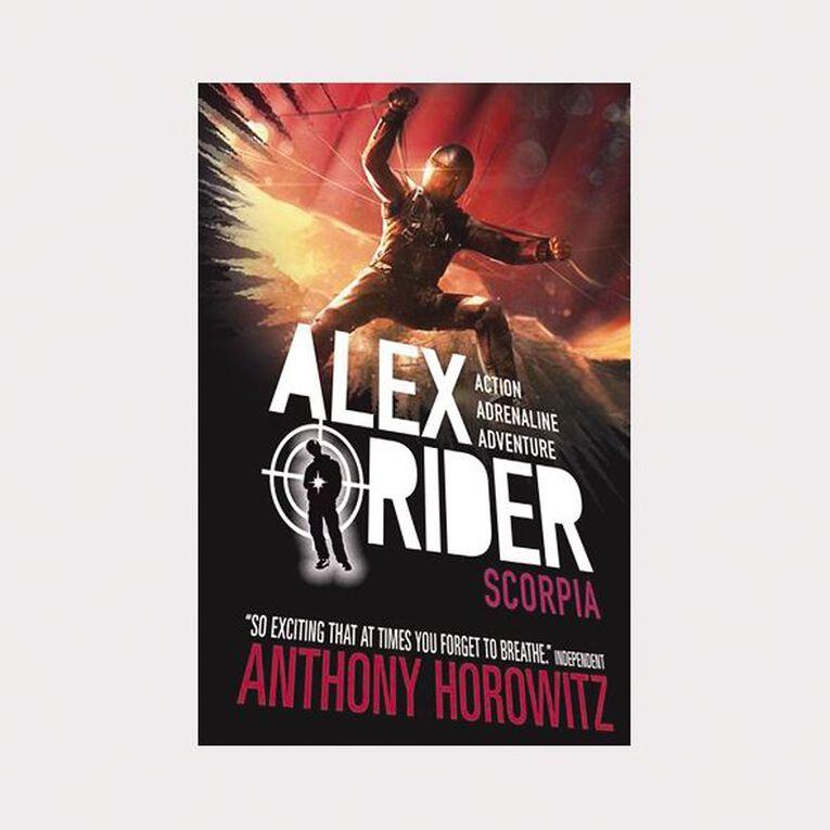 Alex Rider Mission #5 Scorpia by Anthony Horowitz, , hi-res