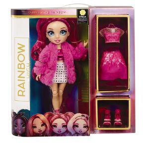 Rainbow High Fashion Doll Fuchsia