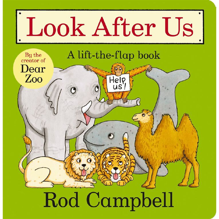 Look After Us by Rod Campbell, , hi-res