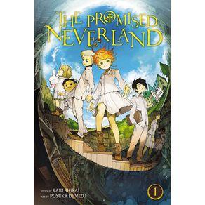 The Promised Neverland Vol #1 by Kaiu Shirai & Posuka Demizu