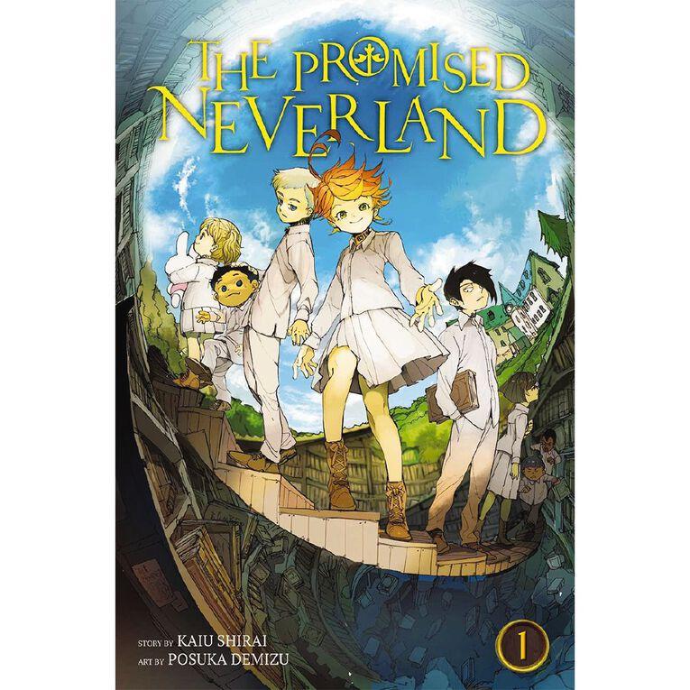 The Promised Neverland Vol #1 by Kaiu Shirai & Posuka Demizu, , hi-res