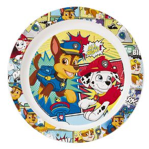 Paw Patrol Kids Plate
